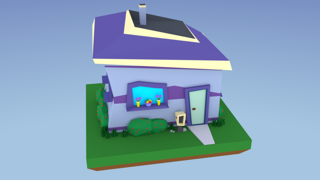 smallPurpleHouseRender
